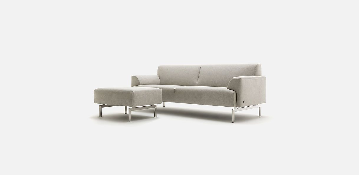 Rolf Benz 310 Uncomplicated And With Varieties Of Combinations It Also Boasts Impressive Seating Comfort Sofa