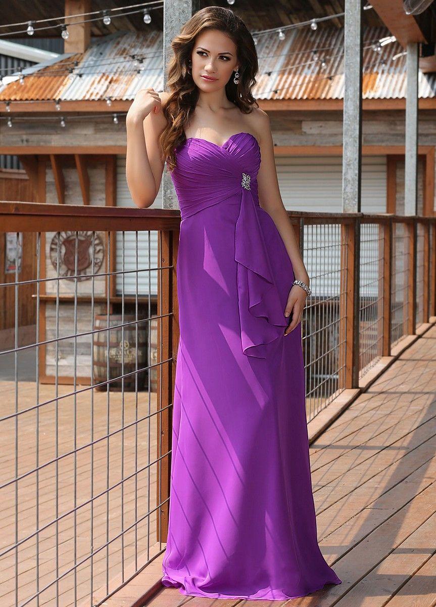 Contemporáneo Vestido De La Dama De Honor Davinci Motivo - Vestido ...