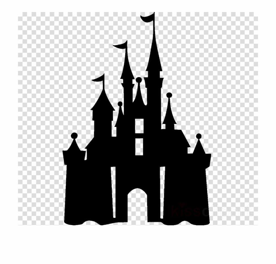 Disney Castle Silhouette Clipart Sleeping Beauty Castle Walt Disney And Mickey Mouse Silhouette Tran Disney Castle Silhouette Castle Silhouette Disney Castle