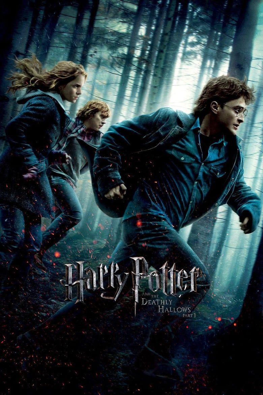 Ganzer Film Deutsch Deathly Hallows Part 1 Harry Potter Harry Potter Deathly Hallows