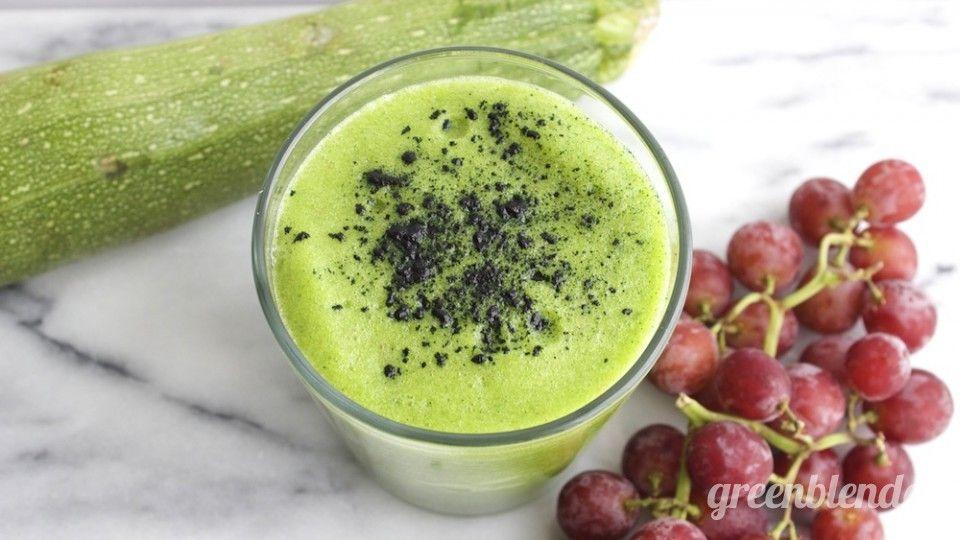 Green Spirulina and Honeydew