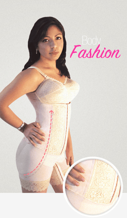 69e89b4c78b Ardyss Body Reshaper Short Body Shaper
