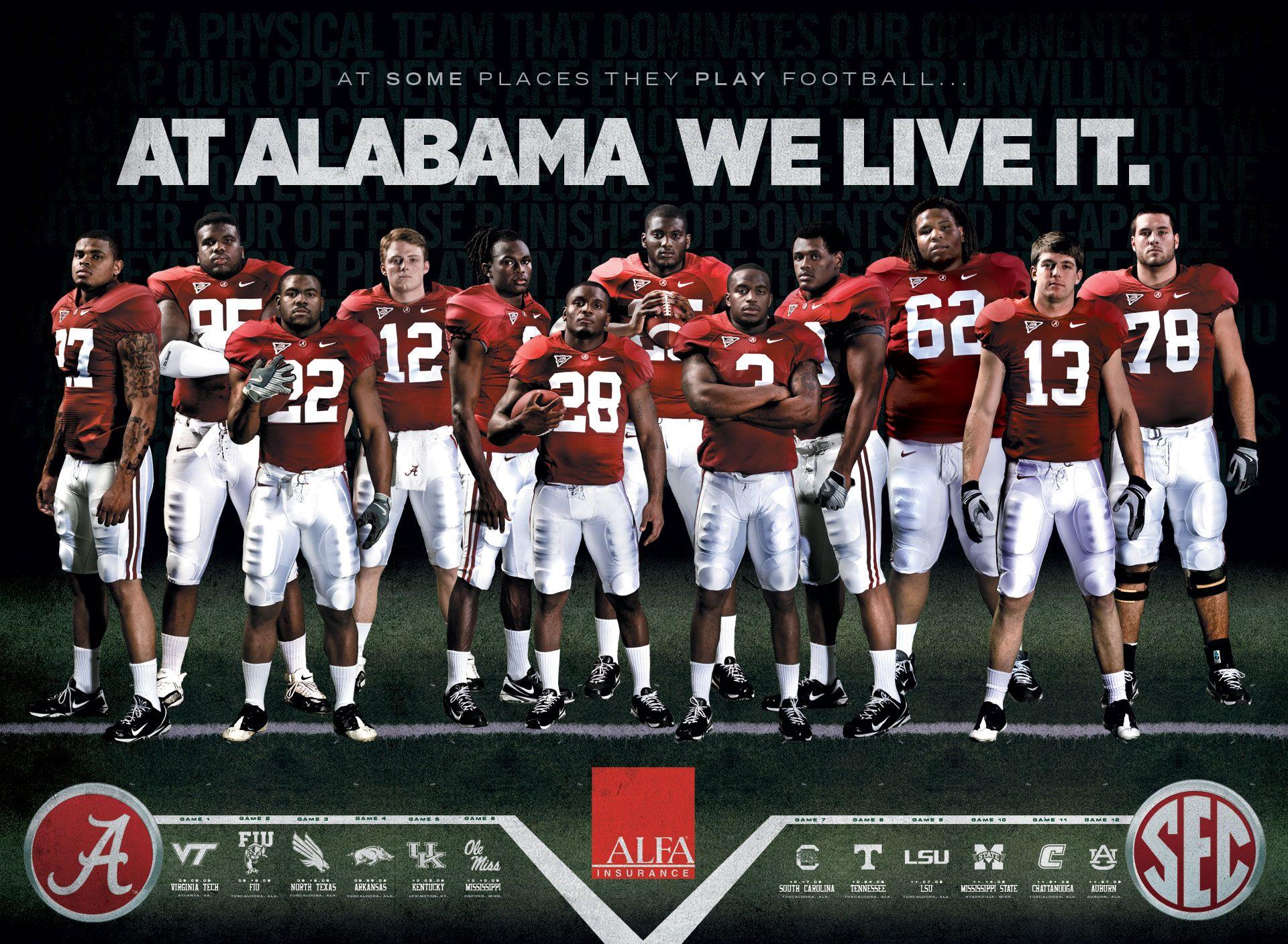 Alabama Football Artwork Alabama Crimson Tide Football Alabama