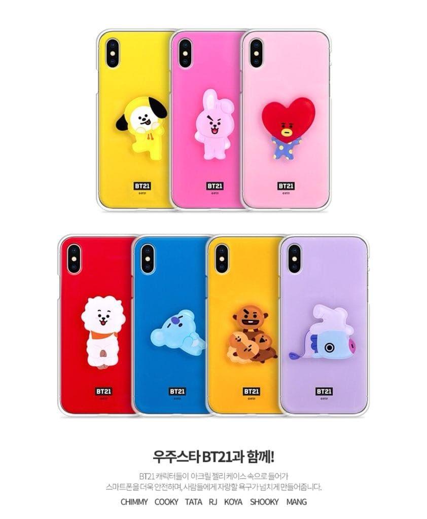 Handphone Case Bt21 Bt21 Bts Phone Cases Phone