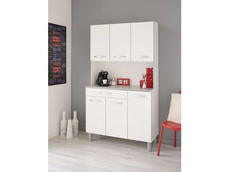 Buffet De Cuisine 593473 Tall Cabinet Storage Kitchen Cabinets