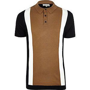 Polo Shirts for Men | Long Sleeve Polo Shirts | River Island