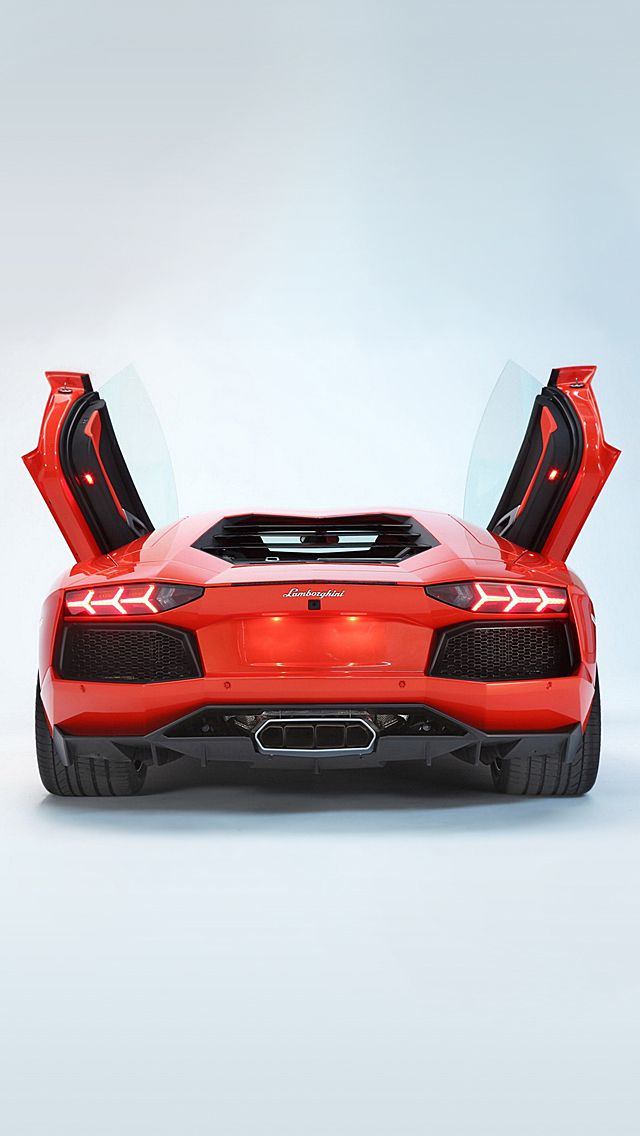 Red Lamborghini Aventador Also See Sports Car Sc Sports Car