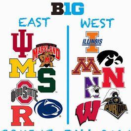 Big 10 Sports - Community - Google+ | Big ten, Ohio state ...