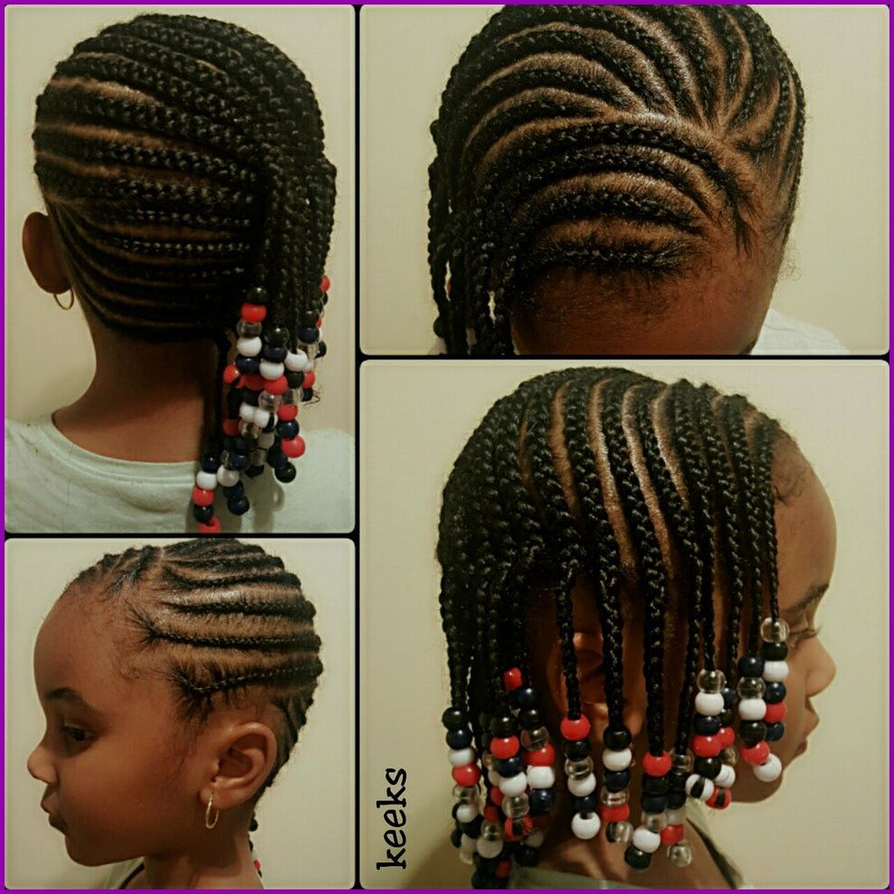 Modele De Tresse Senegalaise Pour Petite Fille 2019 Hair Styles Kids Cornrow Hairstyles Cute Little Girl Hairstyles