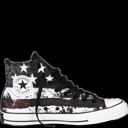d7e7922b630ef7 Chuck Taylor Flag chili pepper vintage indigo Womens Converse Sneakers