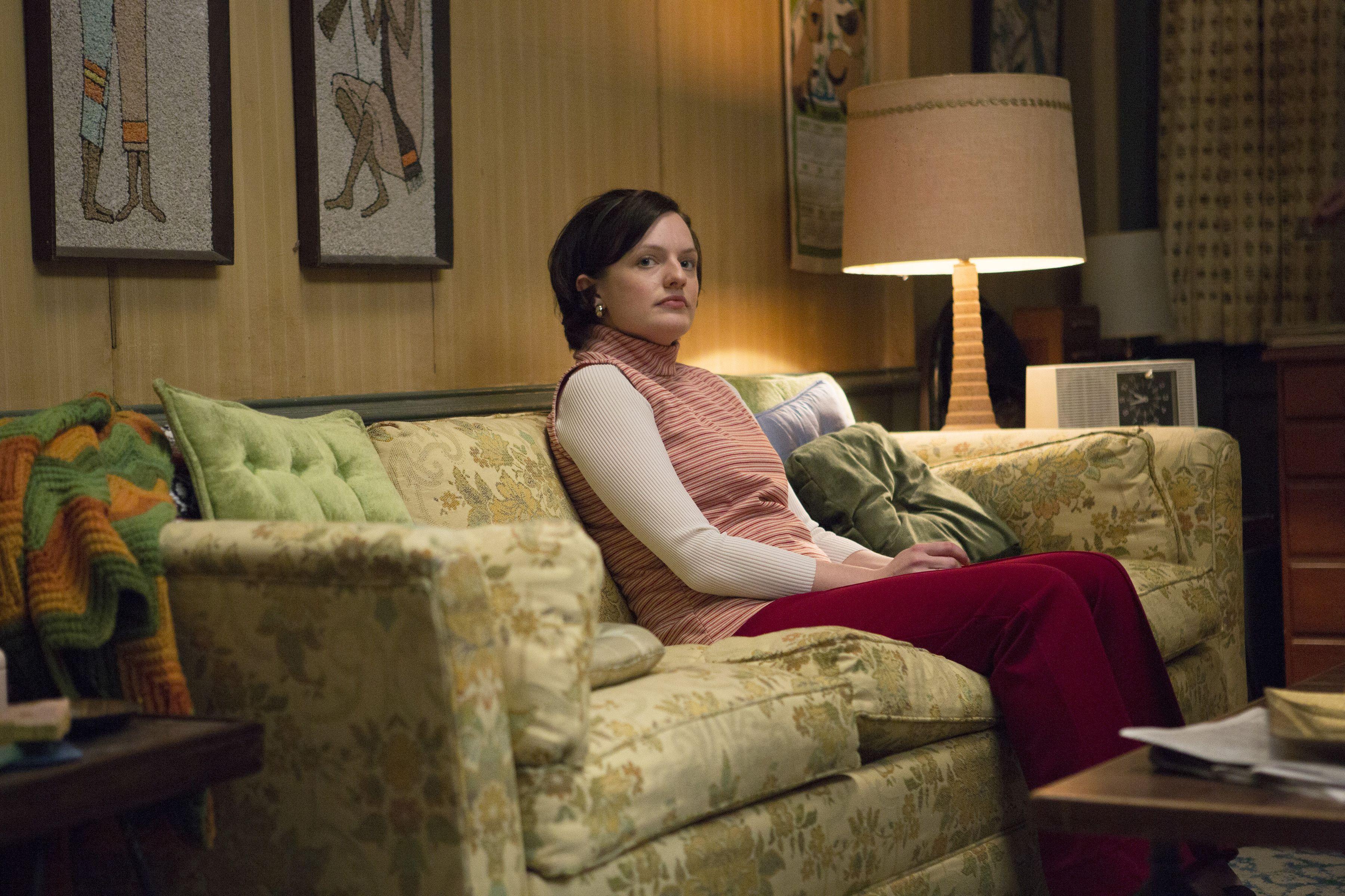 "Mad Men Recap ""The Runaways"" in 2018 Peggy Olsen"