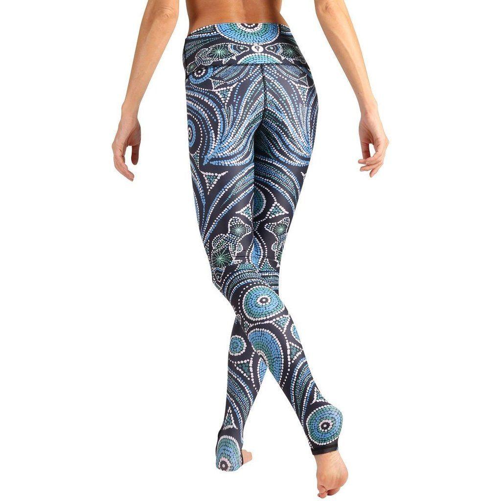 47d4635c8eae9 YOGA DEMOCRACY : SPHERE TO HERE YOGA LEGGINGS | Yoga pants | Yoga ...