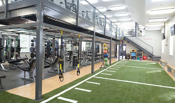 Taktik Design Montreal Gym Design Interior Gym Design Home Gym Design