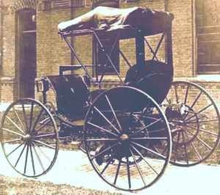 The Brothers Who Invented America\'s First Gas-Powered Car | Power ...