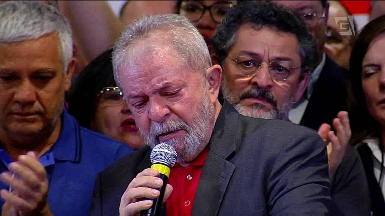 Lula reage à denúncia de corrupção na Lava Jato
