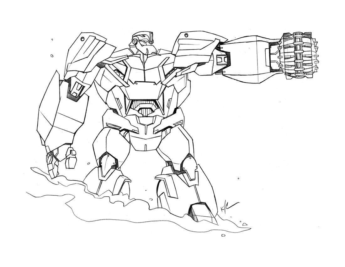 Transformers Prime Bulkhead Sketch Transformers Coloring Pages Optimus Prime Wallpaper Transformers Transformers Prime