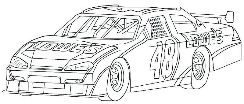 Ford Nascar Coloring Pages Printable Race Car Coloring Pages Cars Coloring Pages Cool Coloring Pages