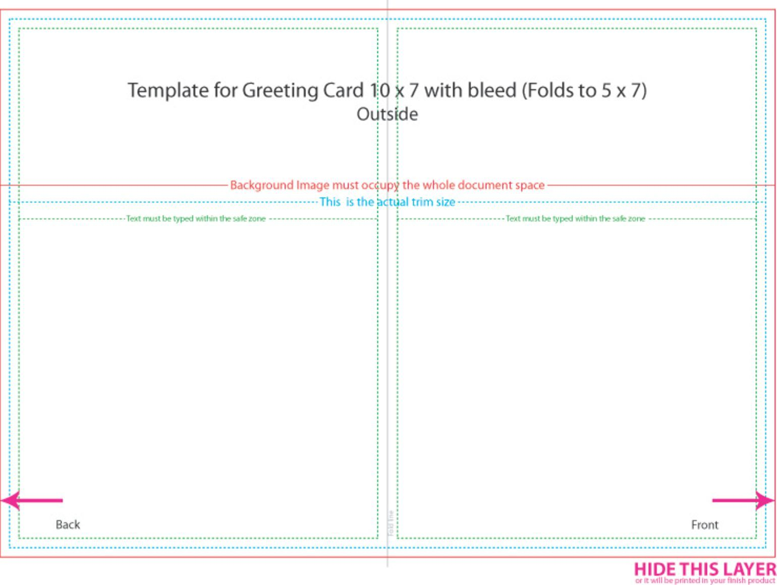 5x7 Greeting Card Template Dalep Midnightpig Co Intended For Birthday Card Template Indesign Note Card Template Foldable Card Template Greeting Card Template