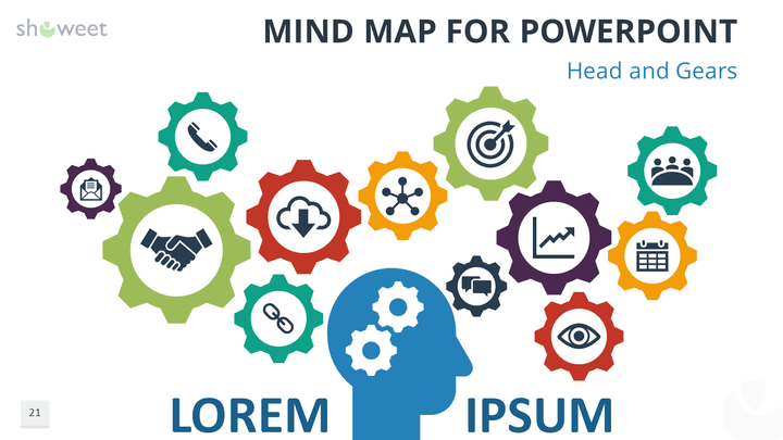Mind Map Templates For Powerpoint Mind Map Template And Template
