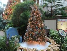 Shake Up Your Christmas Decorating Scheme And Go Bold Wi Christmas Tree Decorating Ideas Pictures Christmas Tree Decorations Christmas Trees For Kids