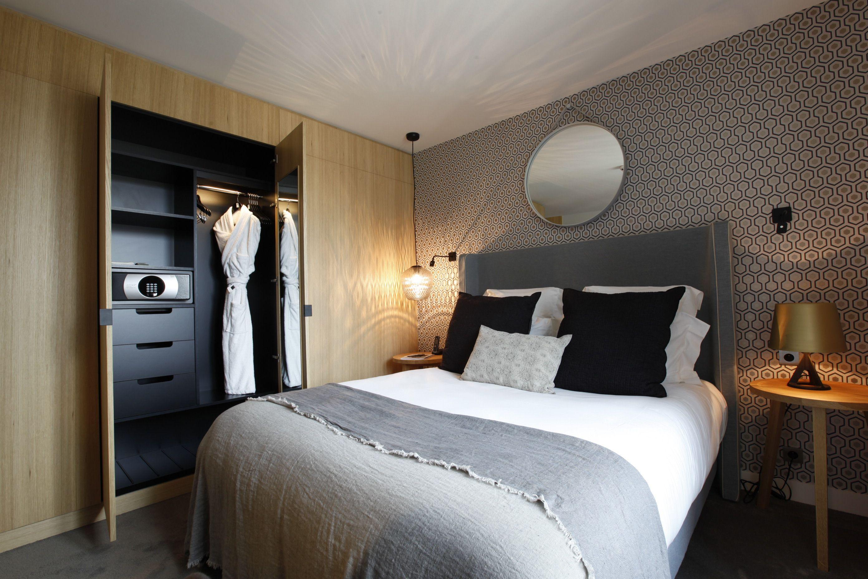 H´tel Square Louvois Chambre avec dressing Pinterest