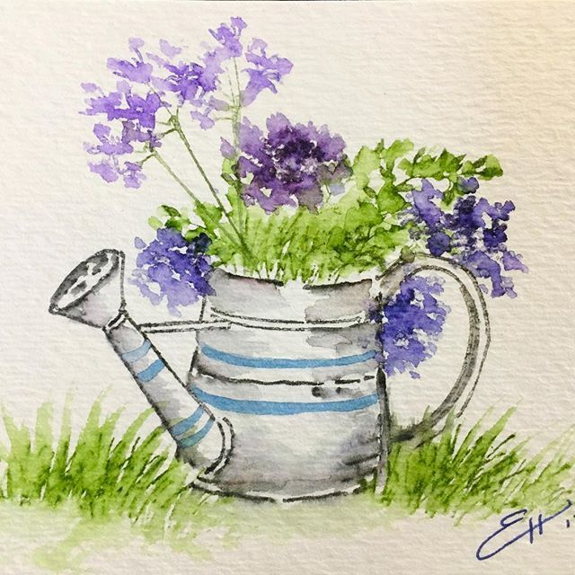 #artprojects #artimpressionsstamps #watercolor #springprojects #artimpressions #artimpressionswatercolor #art #watercolorflowers