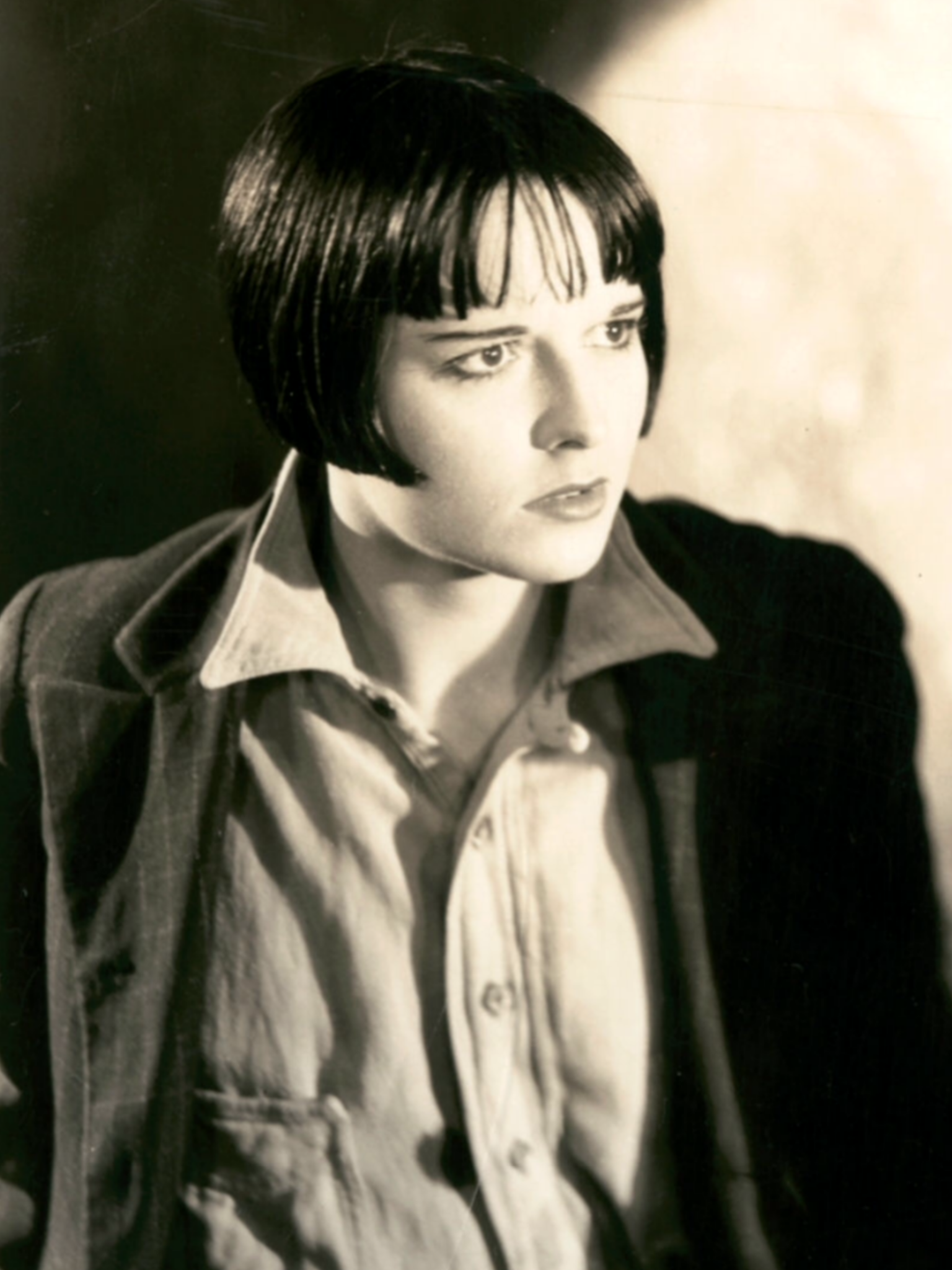 Louise Brooks 1928 from Beggars Of Life | Louise Brooks in ...