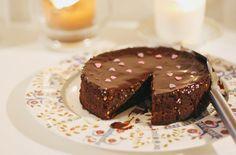 Nutella-kakku