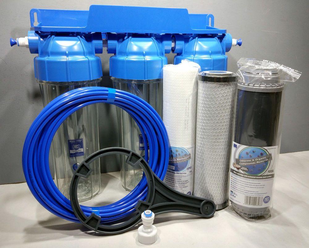 Koi ponddechlorinator chlorine removal 34 bsp to 14