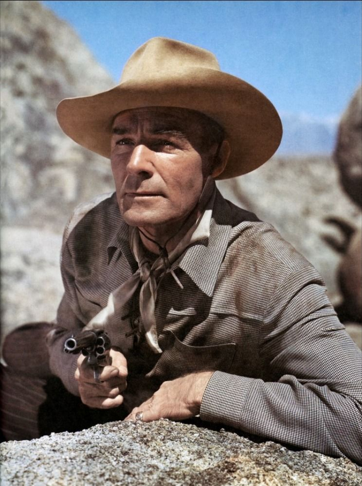 RANDOLPH SCOTT   Old western movies, Western movies, Old movie stars