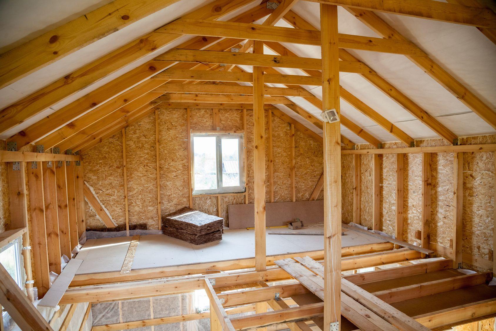 wohnerlebnis tip 1 - der dachboden wird zum eleganten wohnerlebnis