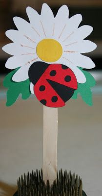 Craft with Bee: Ladybug Birthday