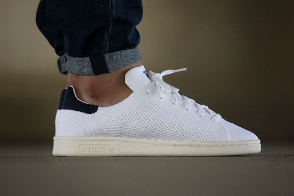 adidas stan smith homme blanche et rouge