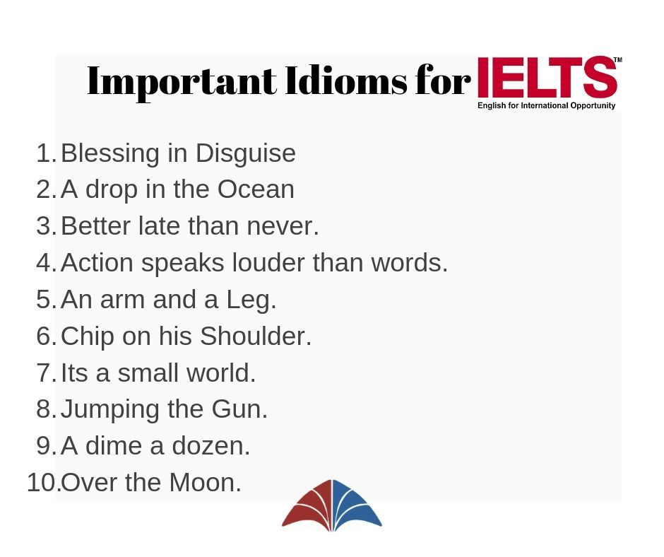 An Arm And A Leg Idiom Meaning In Urdu Important Idioms For Ielts Ielts Idioms And Phrases Actions Speak Louder Than Words