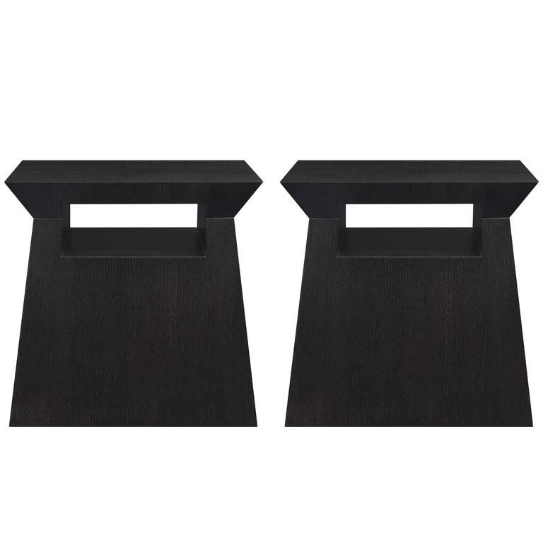 Of LiaigreBedside Bedsideend Pair Sculptural By Tables Christian N8nvm0wO