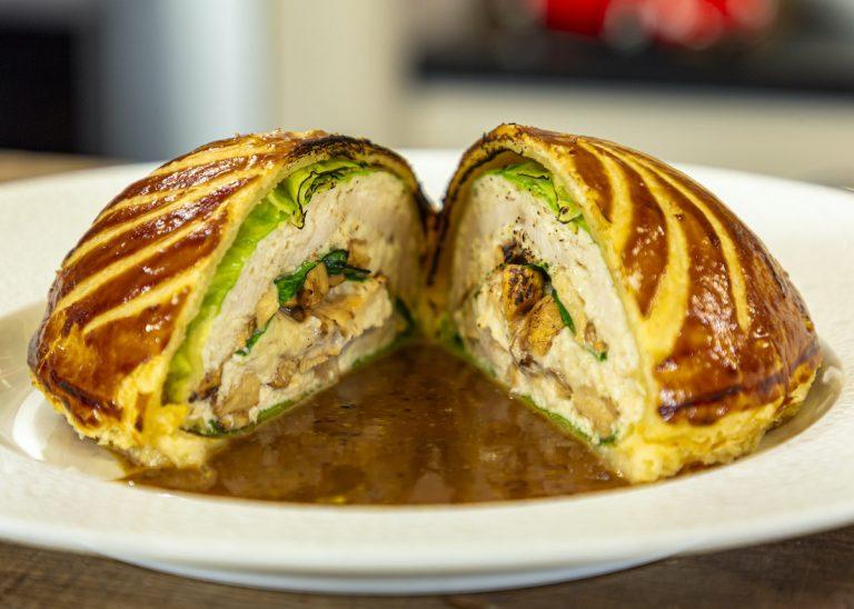 Chicken Pithivier James Martin Chef James Martin Recipes British Baking Show Recipes Tv Food