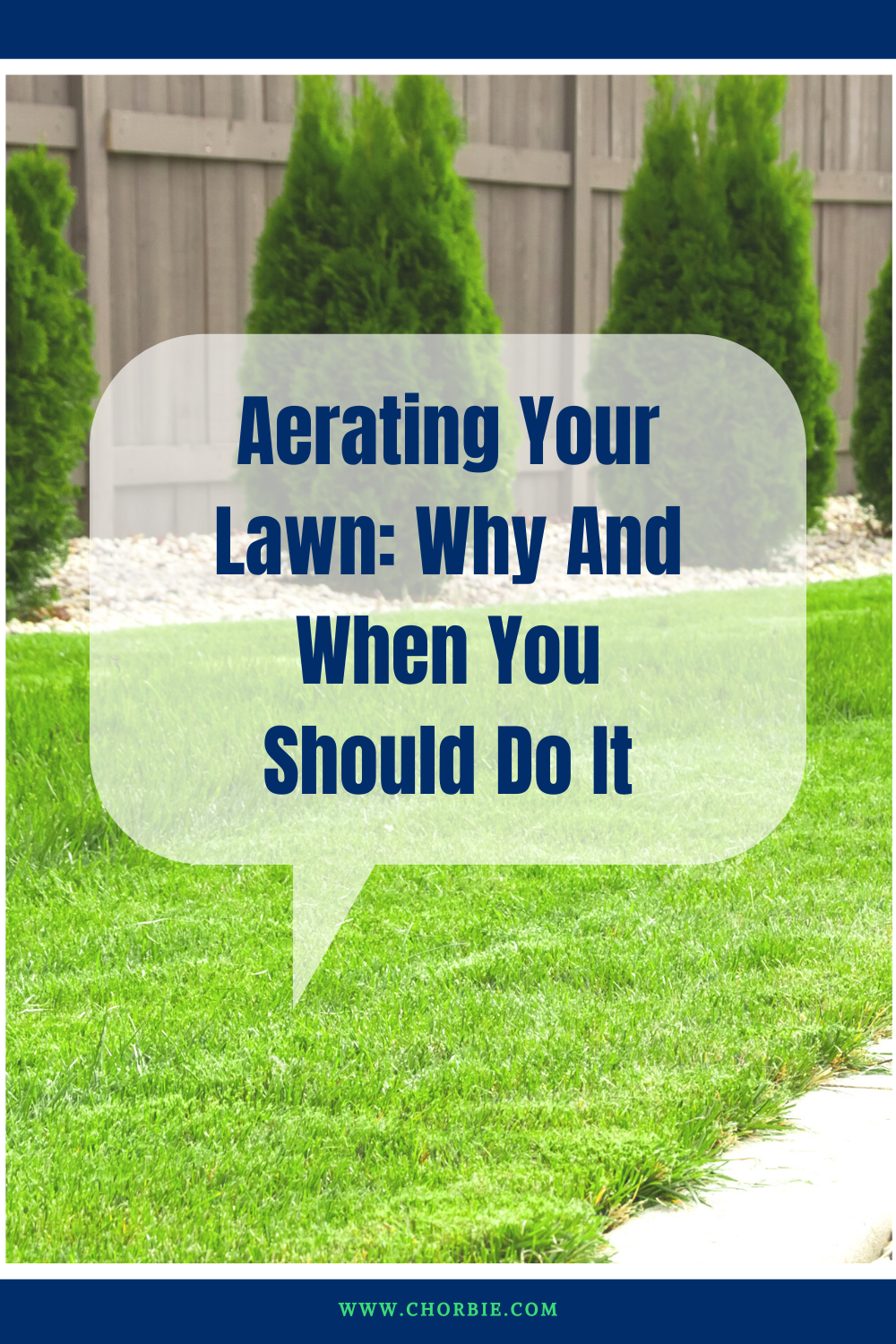 Aerating Your Lawn Why And When You Should Do It in 2020