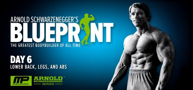 Arnold schwarzenegger blueprint trainer day 6 malvernweather Image collections