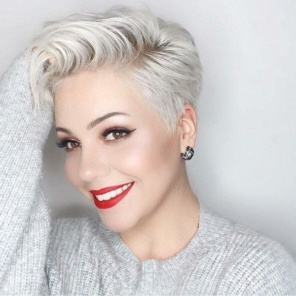 45 New Short Blonde Hairstyles 2019 Hair Does She