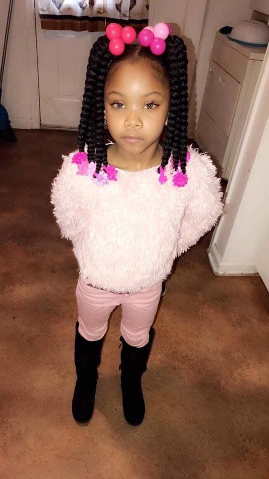Pin By Michelle D On Natural Hair Children Black Kids