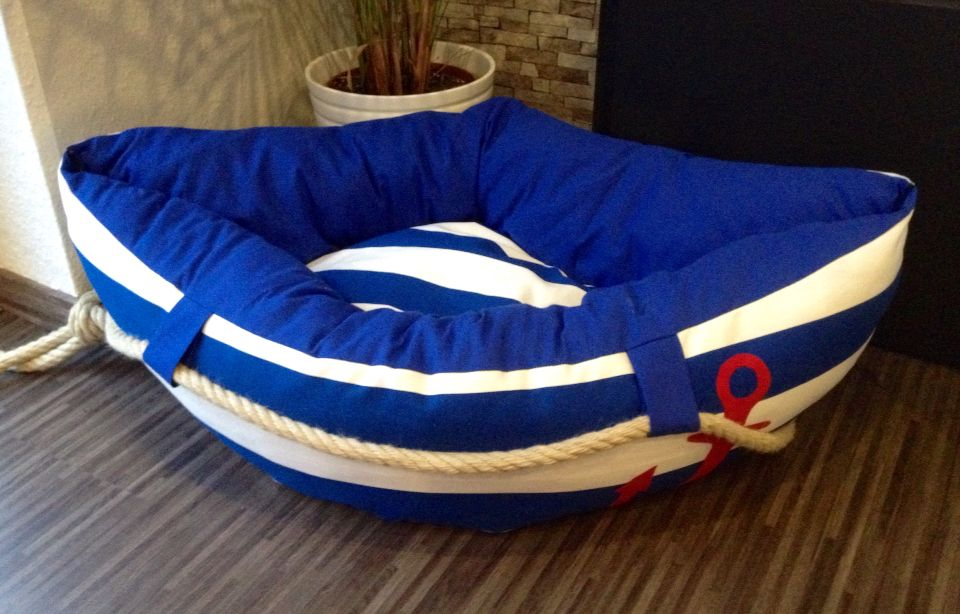 Mikamako hundebett boot | Sewing - Accessories | Pinterest | Dog ...