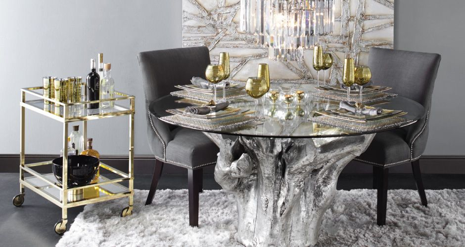 Dining Room Inspiration Round Sequoia Dining Table Z Gallerie