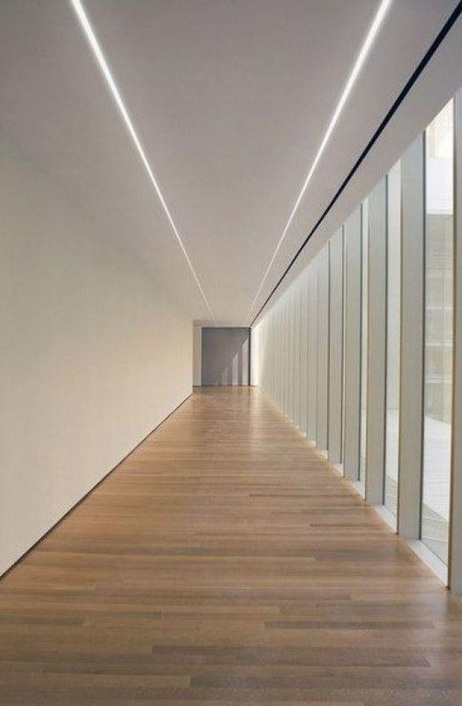 65 Modern Contemporary Led Strip Ceiling Light Design Ceiling