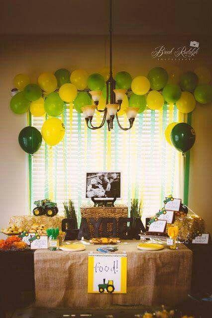 John Deere birthday Birthdays Pinterest Birthdays Birthday