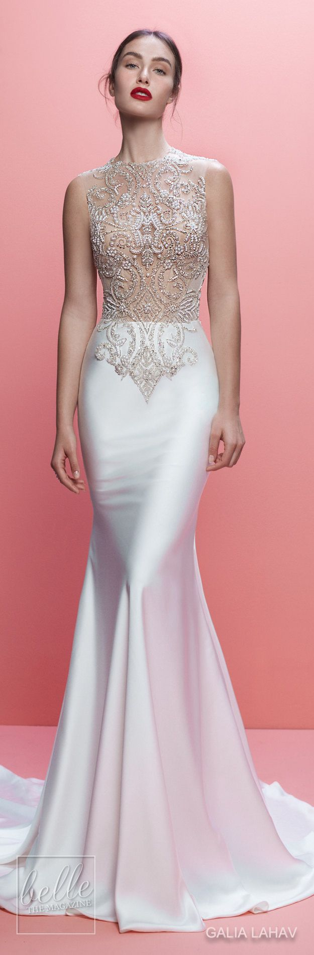Wedding dress shops in deira dubai  Galia Lahav Couture Bridal Spring  Collection Queen of Hearts