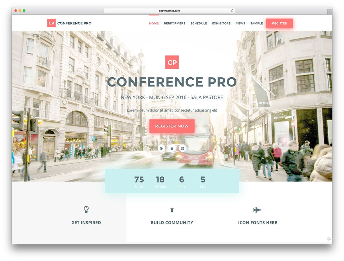 Great Design Conferences Schedule Design   Buscar Con Google