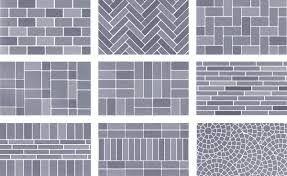 Verlegemuster Granitpflaster pflaster verlegemuster suche garten ideas