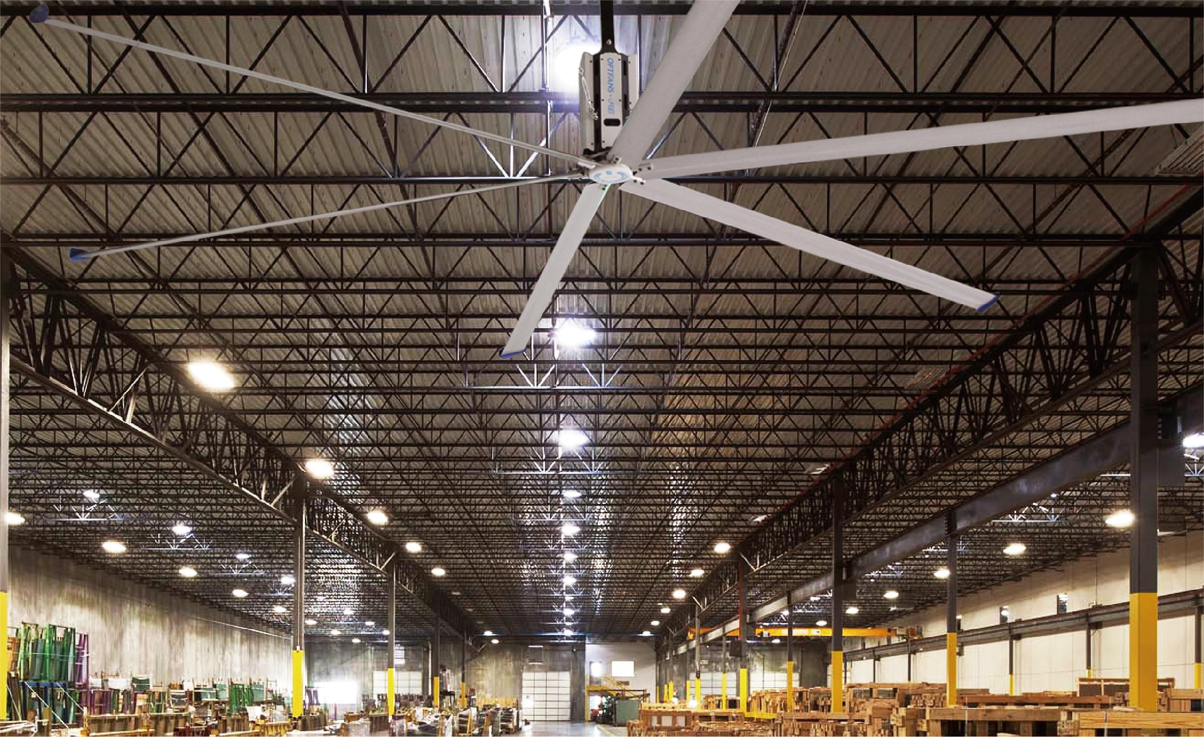 Hvls Industrial Fans Manufacturer In 2020 Commercial Ceiling Fans Industrial Ceiling Fan Industrial Fan