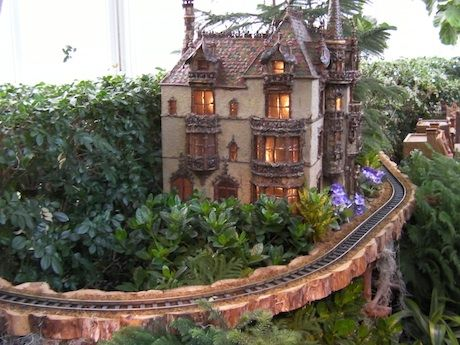 17 Best 1000 images about Garden Railroads on Pinterest Gardens