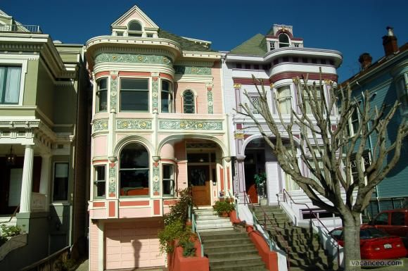 Maison victorienne san francisco this old house victorian homes house styles home - Maison victorienne ...